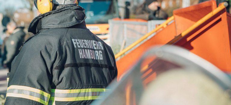 Schredderfest 2018: Auftakt in das Jubiläumsjahr bei der FF Finkenwerder